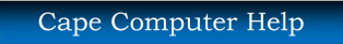 Cape Computer Help Medium Logo